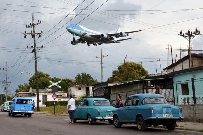 air-force-one-over-havana